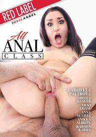 All Anal Class
