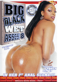 Big Black Wet Asses 08