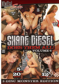 Shane Diesel Does Them All 06 {dd}