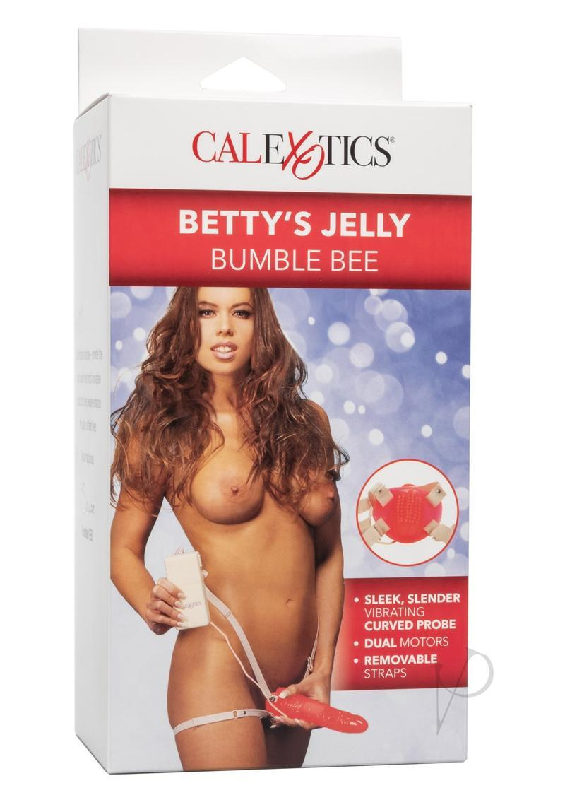 Bettys Jelly Bumble Bee 7.5 Inch